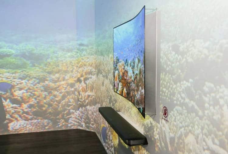 Ultra plats, ultra design et ultra techno', les marques de téléviseurs ont fait le show au CES Las Vegas