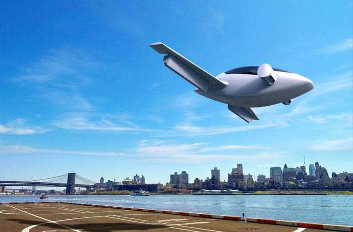 Ville du futur: la voiture volante, une réalité en 2017?