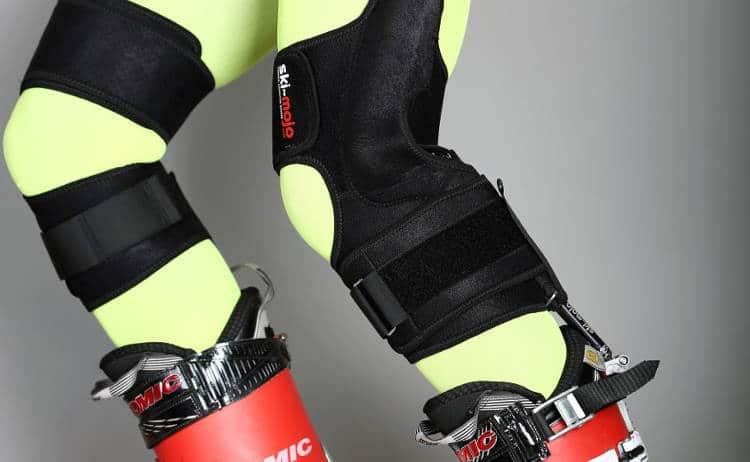 Cet hiver, faites du ski léger et sécurisé avec l'exosquelette Ski-mojo!