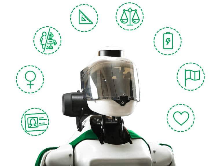 Le robot de compagnie Zeli: bientôt un nouvel employé en maison de retraite!