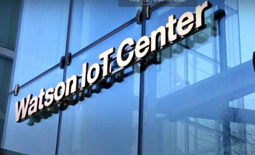 À Munich, le programme Watson d'IBM dédié aux objets connectés