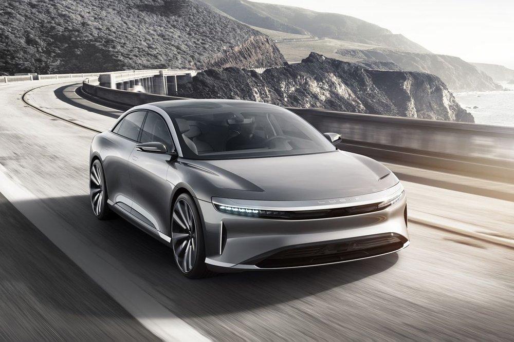 Lucid Air: une voiture autonome entrée de gamme qui concurrence sérieusement Tesla