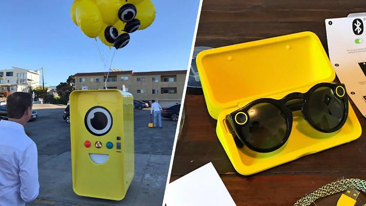 Les lunettes connectées «Spectacles» de Snapchat: le buzz assuré pour l'été!
