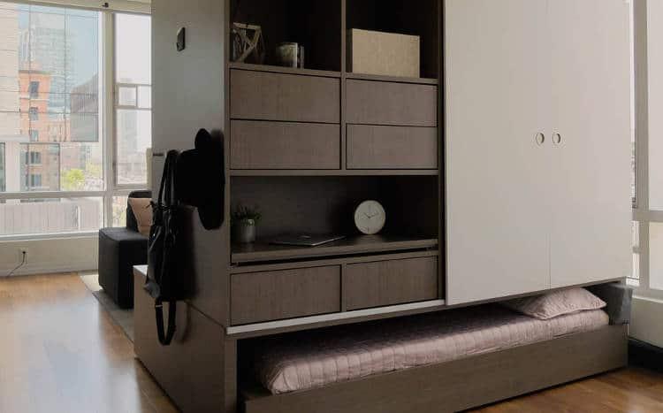 Nos meubles deviennent des robots!