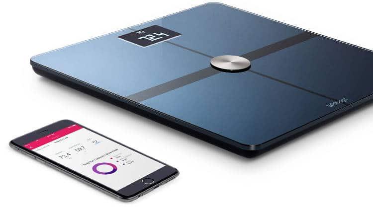 Body: la balance connectée de Nokia Health