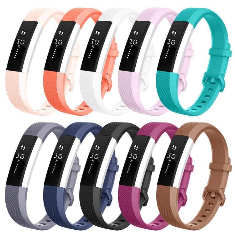 Alta de la marque Fitbit: un bracelet connecté dédié au bien-être