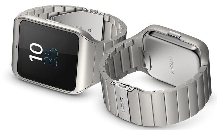 SmartWatch3 de Sony: une montre connectée pour les sportifs