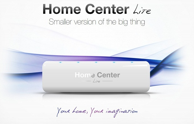 La box domotique Fibaro Home Center Lite